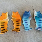魚サンダル